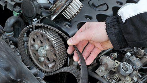 timing belt repair-
