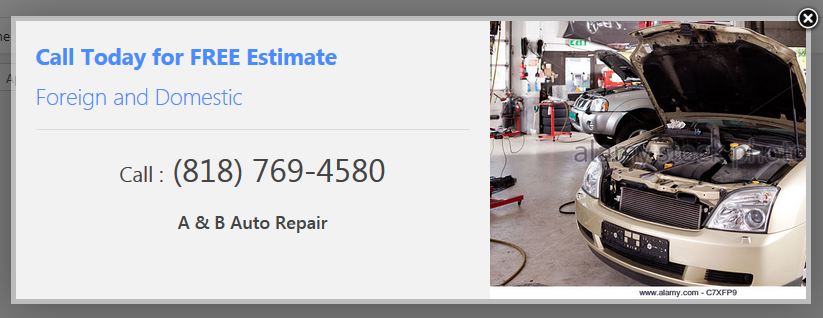 Foreign & Domestic Auto Services-Free Estimate-Coupon